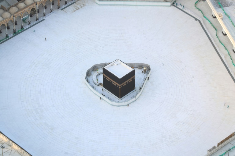 Makkah vazia