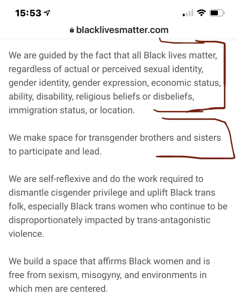 Black-lives-website